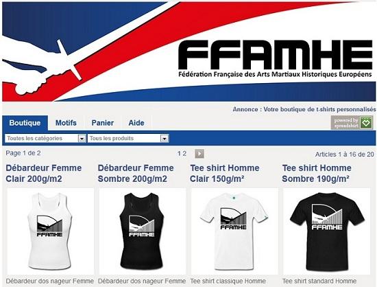 boutique FFAMHE