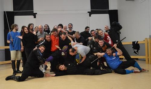 5ème tournoi AMHE à Montpellier