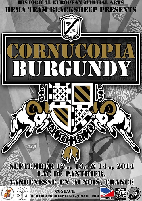 Stage CORNUCOPIA 2014