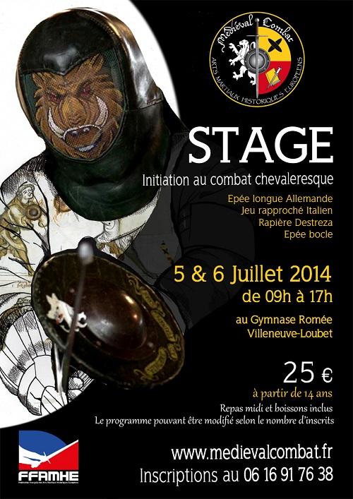 Stage des 5-6 juillet 2014 - Villeneuve-Loubet