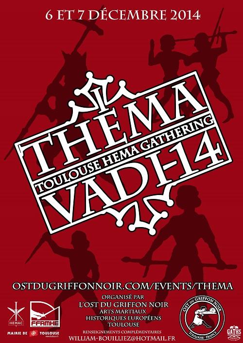 Toulouse HEMA Gathering - Vadi 2014