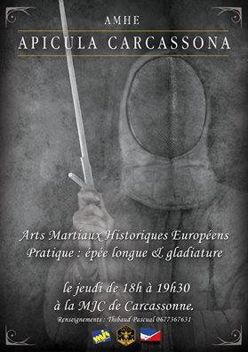 Des AMHE à Carcassonne
